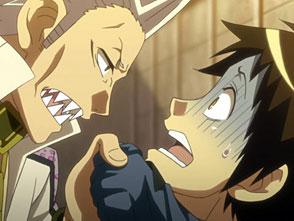 実は私は 第6話 狼男に注意しよう!