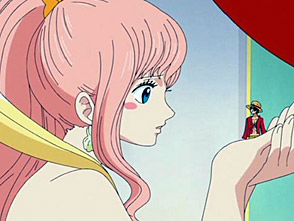 ワンピース 第532話 弱虫で泣き虫! 硬殻塔の人魚姫