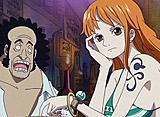 アニメジャン 「ワンピース」 ワンピース 魚人島編1(第517話〜第535話) 14daysパック