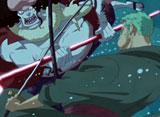 アニメジャン 「ワンピース」 ワンピース 魚人島編2(第536話〜第554話) 14daysパック