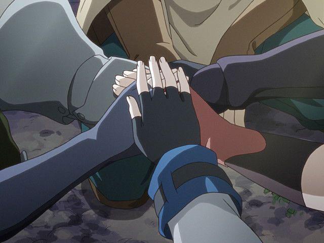 灰と幻想のグリムガル Episode.8 君との思い出に