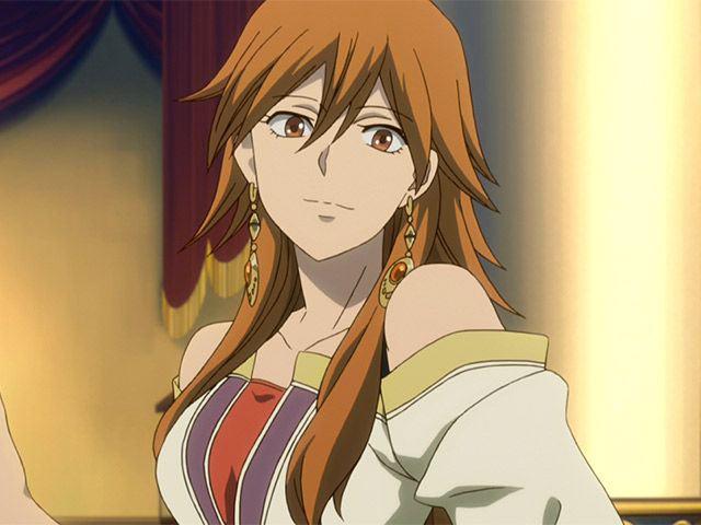 赤髪の白雪姫 2NDシーズン 第21話 貴方といれば……