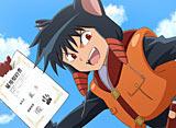 境界のRINNE 第2シリーズ 第26話 黒猫 朧(おぼろ)