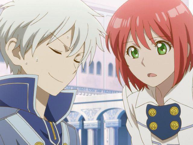 赤髪の白雪姫 2NDシーズン 第23話 あるがゆえの先