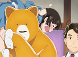 くまみこ 第1話 クマと少女 お別れの時