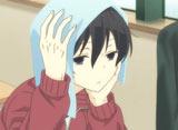 田中くんはいつもけだるげ 第6話 風邪ひき田中くん