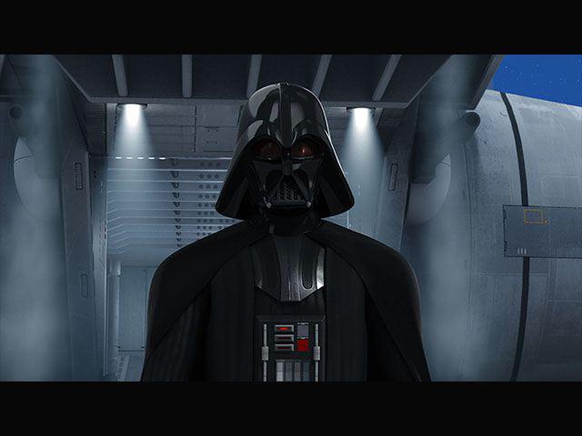 スター・ウォーズ 反乱者たち シーズン1 第15話 銀河に広がる火