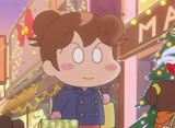 新あたしンち 第12話 ベア研のクリスマス/母、カンで生きる原始人/岩木くんとクリスマスケーキ