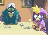 怪盗ジョーカー 第3話 人魚(マーメイド)と偽(いつわ)りの船(ふね)