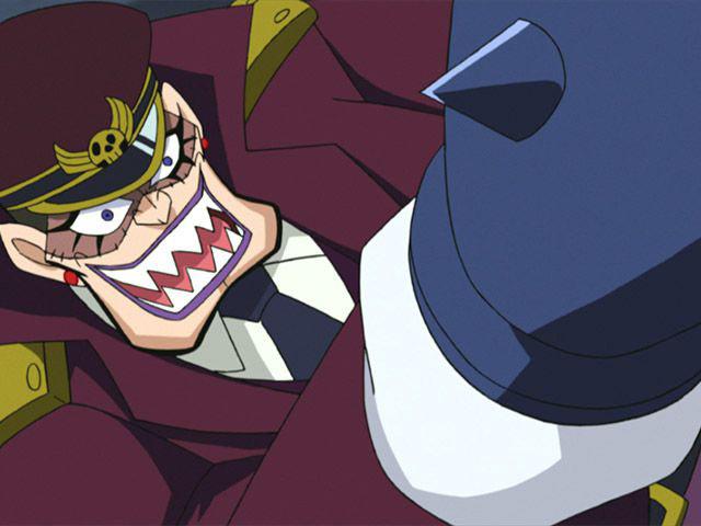 怪盗ジョーカー 第14話 デモンズヘブンからの大脱出(だいだっしゅつ)