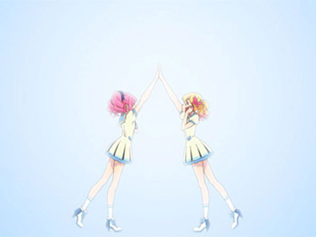 アイカツスターズ! 第16話 ミラクル☆バトンタッチ