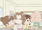 あたしンち 第78話 とっさの小ウソ/川島、変身っ