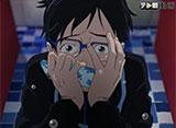 テレ朝動画「ユーリ!!! on ICE 第1滑走 なんのピロシキ!! 涙のグランプリファイナル」