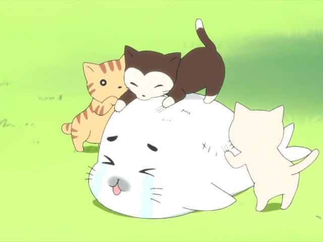 少年アシベ GO! GO! ゴマちゃん 第20話 スマイル!完治くん!