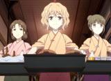 花咲くいろは 第9話 喜翆荘の一番長い日