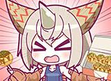 怪獣娘〜ウルトラ怪獣擬人化計画〜 第8話 ボケろ!怪獣娘!?