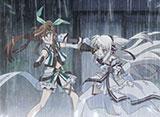 ViVid Strike! #10 雨