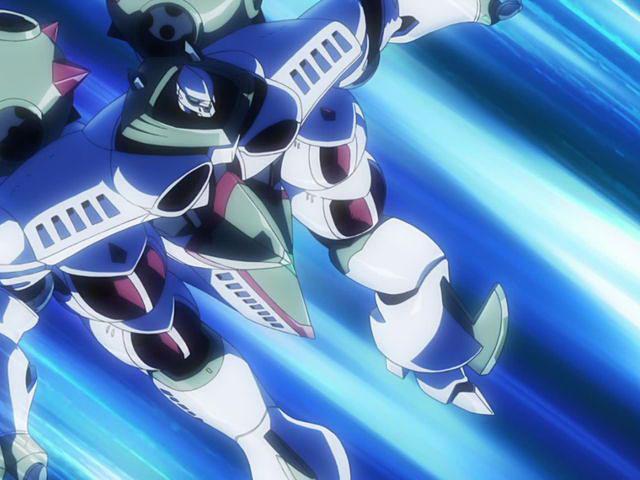 スーパーロボット大戦OG−ジ・インスペクター− 第21話 眠れ、地の底で