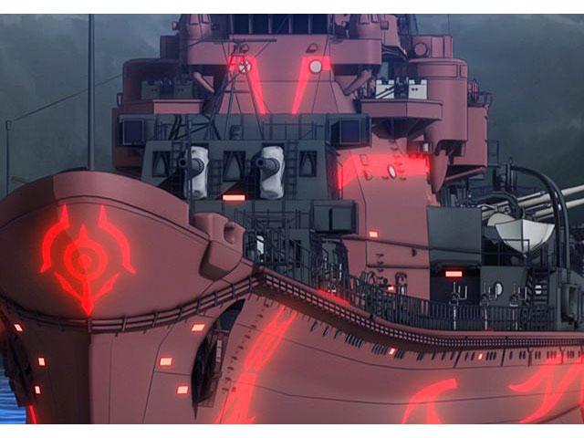 蒼き鋼のアルペジオ -アルス・ノヴァ- 02 嵐の中へ
