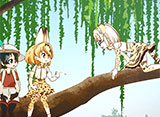 けものフレンズ 第8話 ぺぱぷらいぶ