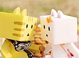 にゃんぼー! 第22話 よるのピクニック