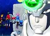 デジモンユニバース アプリモンスターズ 第24話 超巨大コメットモン襲来!? 扉をひらけ、ダンテモン!