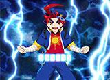 フューチャーカード バディファイト バッツ 第1話 最強の魔王竜!その名はバッツ!!