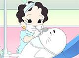 少年アシベ GO! GO! ゴマちゃん 第39話 ドキドキ歯医者さん!
