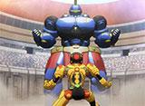 アトム ザ・ビギニング 第8話 ロボットレスリング