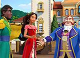 ディズニー・サンデー アバローのプリンセス エレナ 第11話 国王の集まり