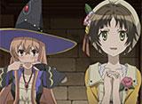 エスカ&ロジーのアトリエ〜黄昏の空の錬金術士〜 第4話 たるです!  しっぽです!