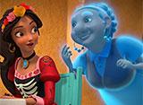 ディズニー・サンデー アバローのプリンセス エレナ 第12話 先祖のお祝い