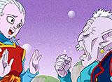 ドラゴンボール超(スーパー) 第3話 夢の続きはどこだ!? 超サイヤ人ゴッドを探せ!