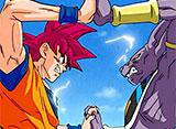 ドラゴンボール超(スーパー) 第11話 続けようぜビルス様! 神と神の戦いを!」