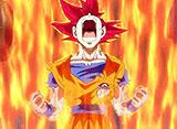 ドラゴンボール超(スーパー) 第12話 宇宙が砕ける!? 激突!破壊神VS超サイヤ人ゴッド!