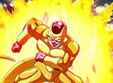 ドラゴンボール超(スーパー) 第25話 全開バトル!復讐のゴールデンフリーザ