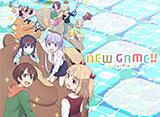 NEW GAME!!(第二期) 第1話 恥ずかしいところを見られてしまいました……