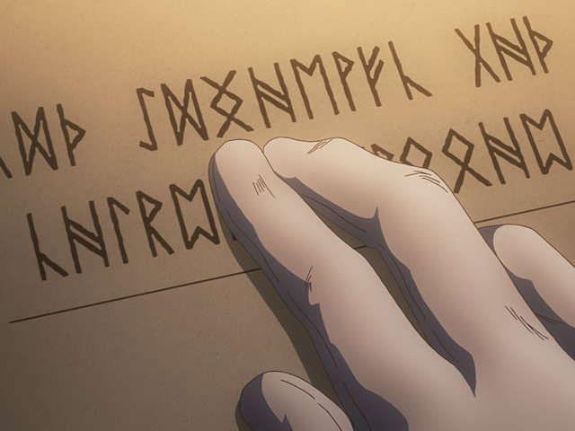 バチカン奇跡調査官 第4話 それでも尚、我は神を信ず soredemonao warehakamiwosinzu