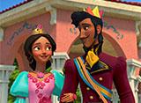 ディズニー・サンデー アバローのプリンセス エレナ 第20話 カーニバルの王