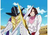 ワンピース 第654話 美剣! 白馬のキャベンディッシュ!