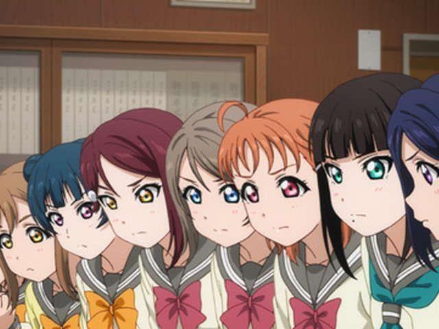 ラブライブ!サンシャイン!!TVアニメ2期 第7話 残された時間