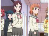 ラブライブ!サンシャイン!!TVアニメ2期 第11話 浦の星女学院