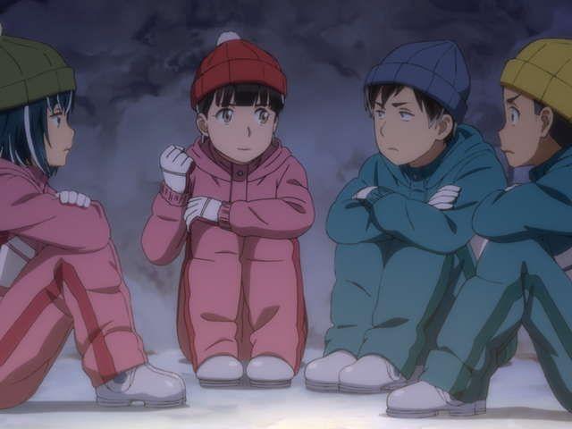 ヒナまつり 第12話 雪まつり