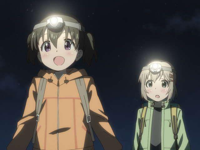 ヤマノススメ サードシーズン 第1話 筑波山で初デート?