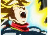 """ドラゴンボール超(スーパー) """"未来""""トランクス編 第62話 世界はオレが守る!トランクス怒りの超パワー炸裂!!"""