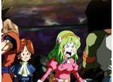 ドラゴンボール超 宇宙サバイバル編 第102話 愛の力が大爆発!?第2宇宙の魔女っ子戦士!!