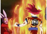 ドラゴンボール超 宇宙サバイバル編 第104話 超絶光速バトル勃発!悟空とヒットの共同戦線!!