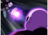ドラゴンボール超 宇宙サバイバル編 第111話 異次元の極致バトル!ヒットVSジレン!!