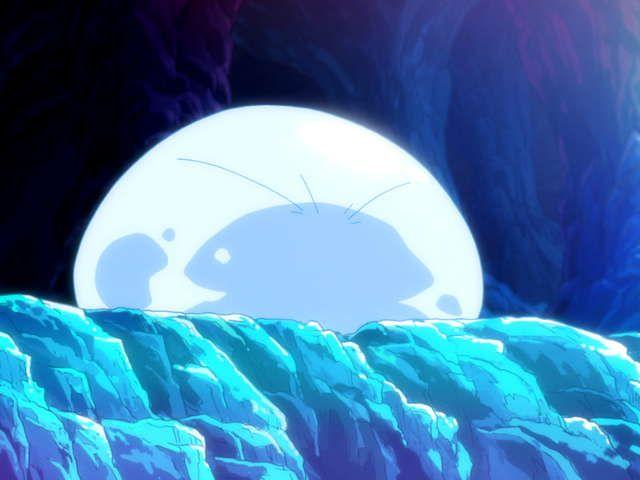 転生したらスライムだった件 第1話 暴風竜ヴェルドラ