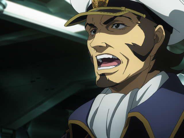 『宇宙戦艦ヤマト2202』TVシリーズ 第五話 激突!ヤマト対アンドロメダ